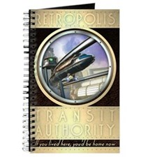 Retropolis Transit Authority Journal