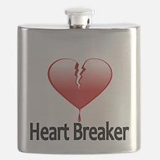HEAR BREAKER Flask