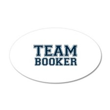 Team Booker Wall Decal