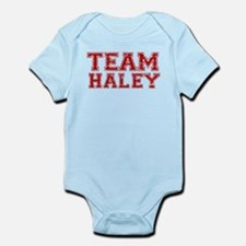 Team Haley Infant Bodysuit