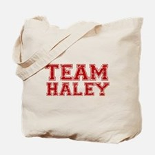 Team Haley Tote Bag
