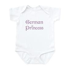 German Princess Infant Bodysuit