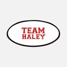 Team Haley Patches