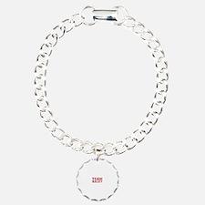 Team Haley Charm Bracelet, One Charm