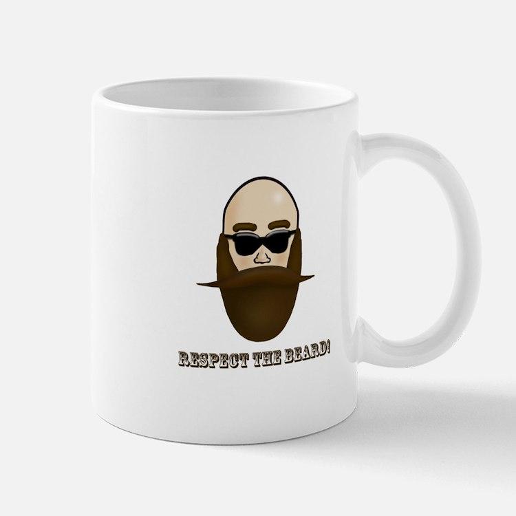 Respect the Beard! Mugs