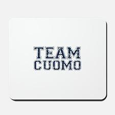 Team Cuomo Mousepad