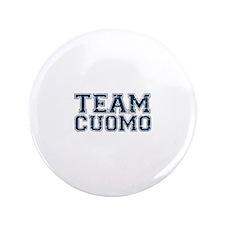 "Team Cuomo 3.5"" Button"