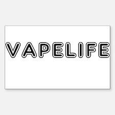 Vape Life Decal