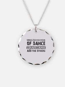 Squaredance designs Necklace
