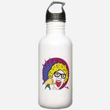 Dranky Face Water Bottle