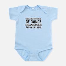 Highland Dancing designs Infant Bodysuit