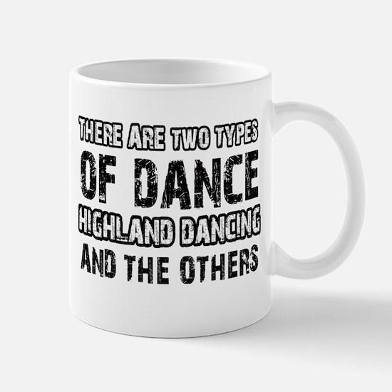 Highland Dancing designs Mug