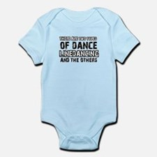 Linedancing designs Infant Bodysuit