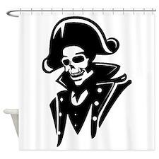 Captain Shower Curtain