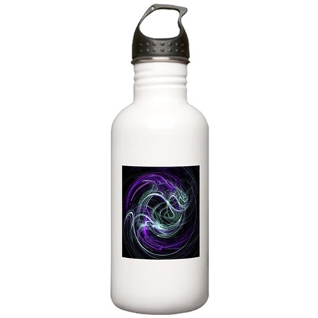 Light Within, Abstract Stainless Water Bottle 1.0L