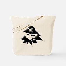 Pirate Kid Tote Bag