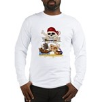 Pirate Day Icons Long Sleeve T-Shirt