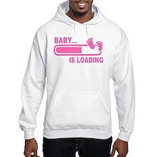 Baby is Loading Jumper Hoody