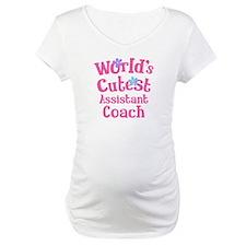 World's Cutest Assistant coach Shirt