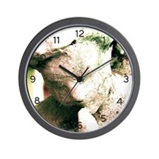 praying for mark cooper Wall Clock