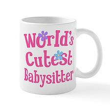 World's Cutest Babysitter Mug