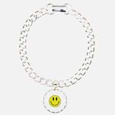 Keep Calm And Be Happy Bracelet