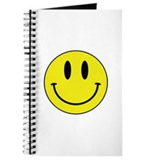 Keep Calm And Be Happy Journal