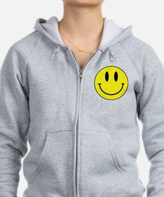 Keep Calm And Be Happy Zip Hoodie