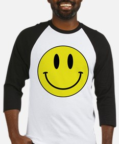 Keep Calm And Be Happy Baseball Jersey