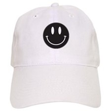 Keep Calm And Be Happy Baseball Cap
