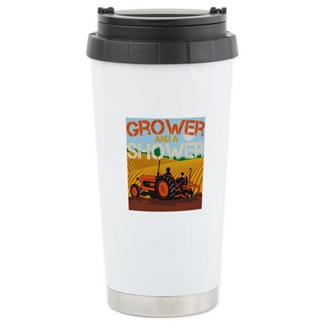 grower and a shower Travel Mug