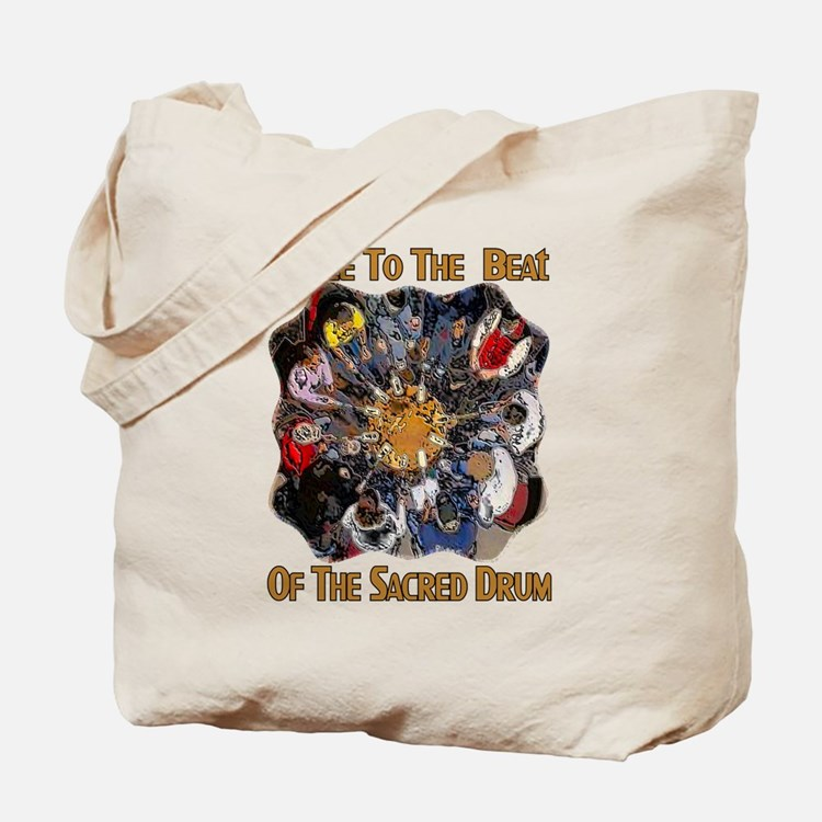 Dance to the Beat Tote Bag
