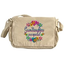 Granddaughters are Special Messenger Bag