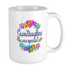 Granddaughters are Special Mug