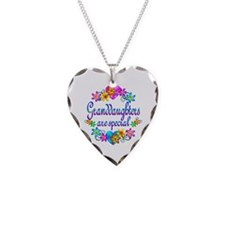 Granddaughters are Special Necklace