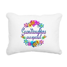 Granddaughters are Special Rectangular Canvas Pill