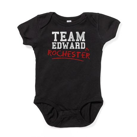 Team Edward Rochester Baby Bodysuit