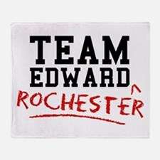 Team Edward Rochester Throw Blanket