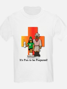 It's Fun to be Prepared! Logo T-Shirt