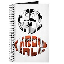 Football Throwball (soccer) Journal