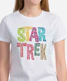Star Trek:Names T-Shirt