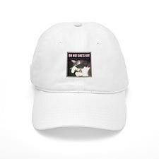 Funny 60th Birthday (Cat) Baseball Cap