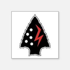 Spirit of the Warrior Sticker