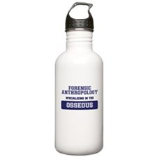 Forensic Anthropology Water Bottle