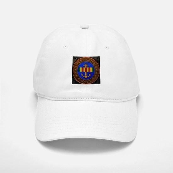 Blue Water Navy Baseball Baseball Baseball Cap