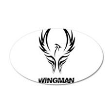 Wingman Wall Decal