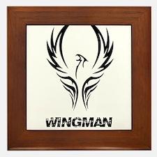 Wingman Framed Tile