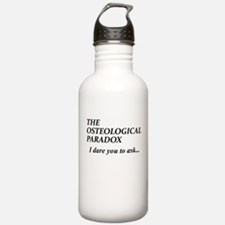 The Osteological Paradox Water Bottle