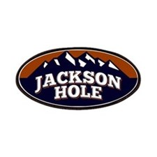 Jackson Hole Vibrant Patches