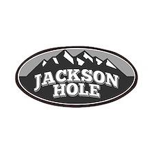Jackson Hole Grey Patches